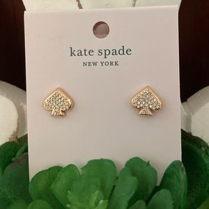 Kate Spade Pave Studs ♠️